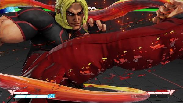 Street Fighter 5 Ken Moves List Vg247