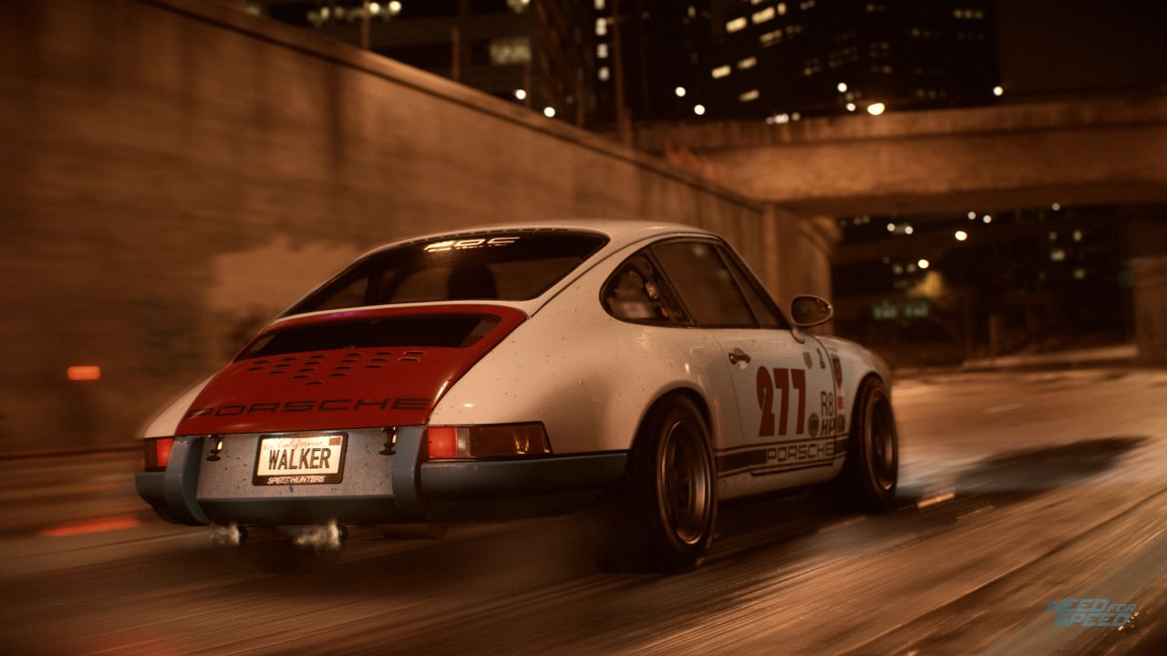 Need for Speed - here's a list of supported wheels and PC