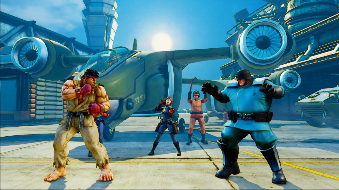 Street Fighter 5 Review It Could Be Perfect If It Didnt Lack