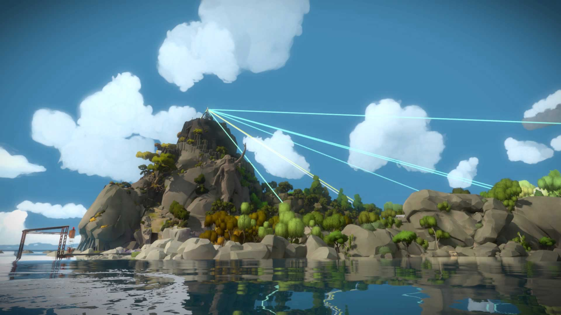 The Witness is coming to Xbox One next month