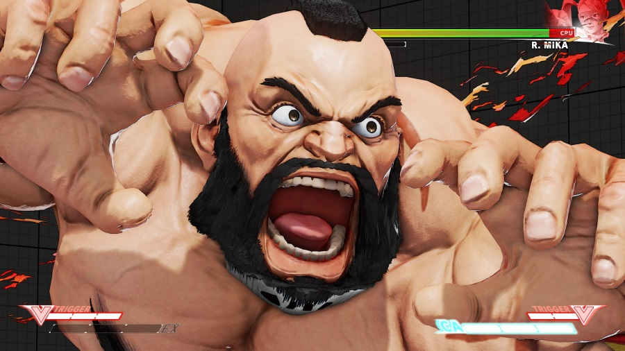 Street Fighter 5 Zangief Moves List Vg247