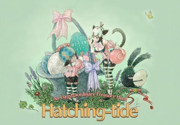 FF14 hatching tide