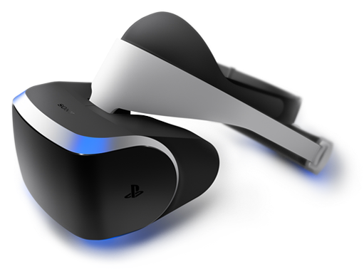 PSVR-headset