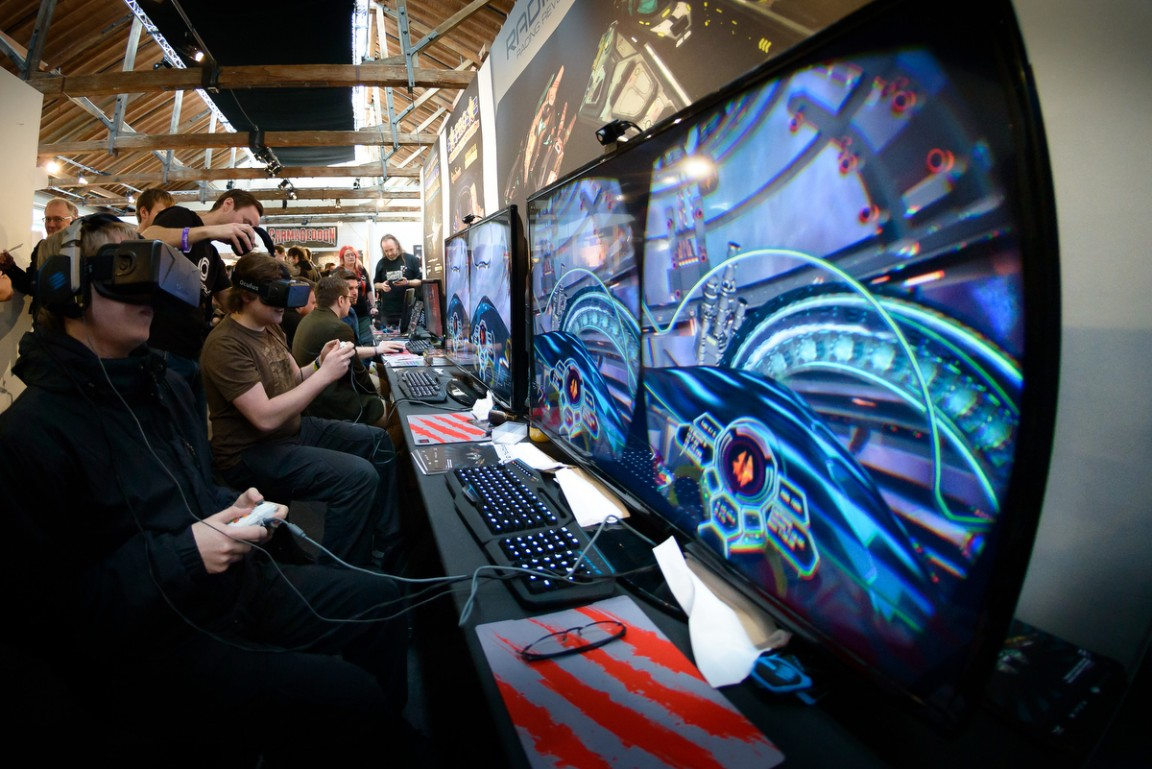 14th March 2015 EGX Rezzed Tobacco Dock, London, UK PH: © Tom Horton