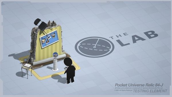 Valve The Lab