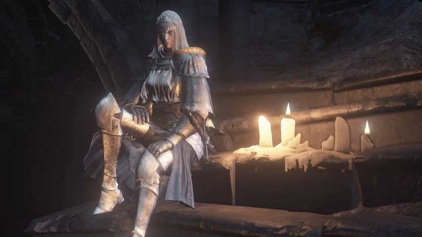 Dark Souls 3: Sirris of the Sunless Realms - VG247