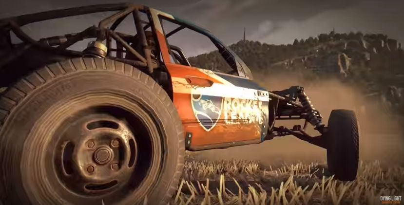 Dying Light and Rocket League collaborate on cross-game