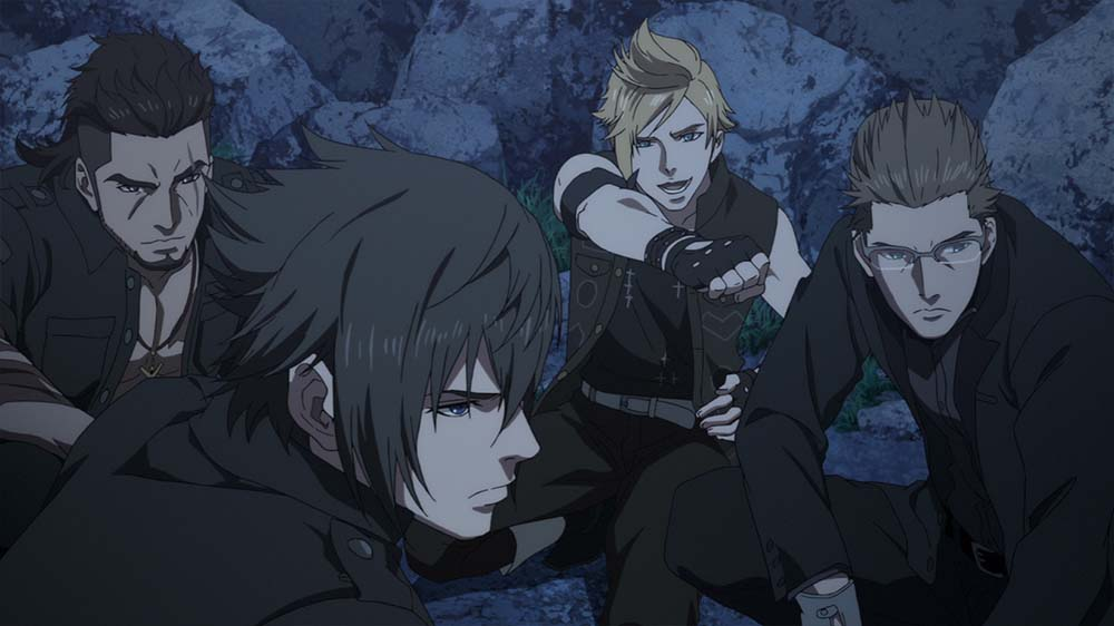 Watch The First Episode Of The Final Fantasy 15 Anime Here Vg247