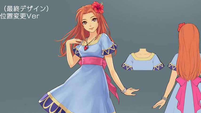 Marin From The Legend Of Zelda Link S Awakening Coming To