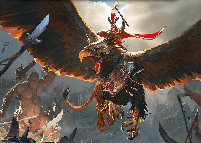 Total War: Warhammer Free DLC content plans detailed - VG247