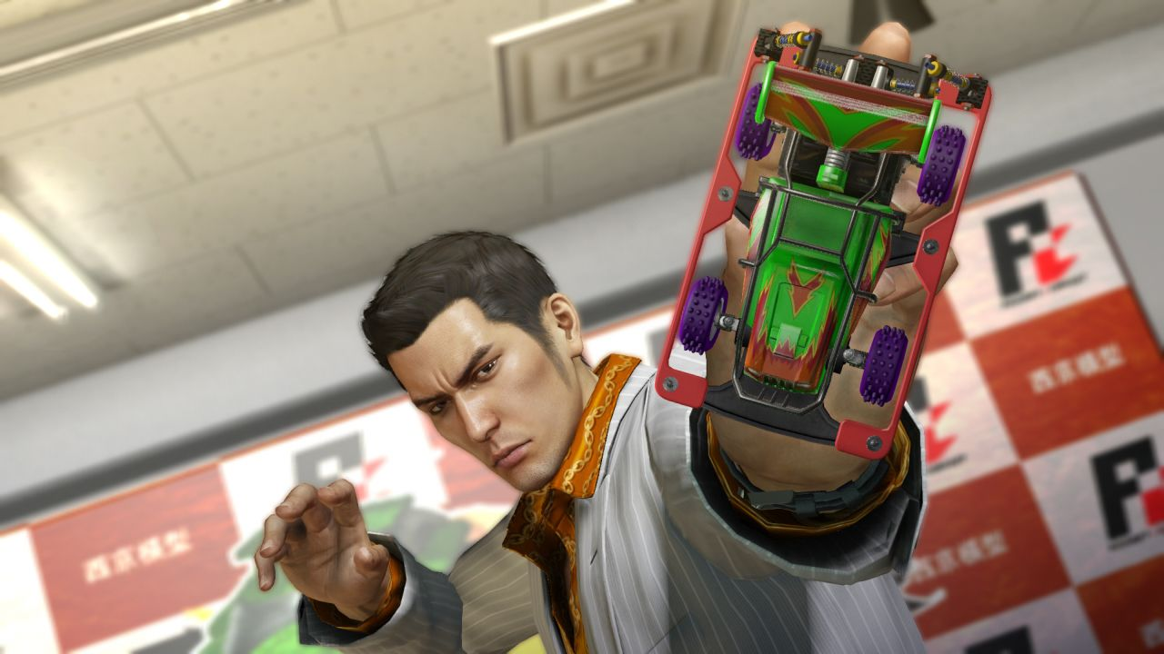Yakuza 3 PS4 remaster may be on its way to the West - VG247