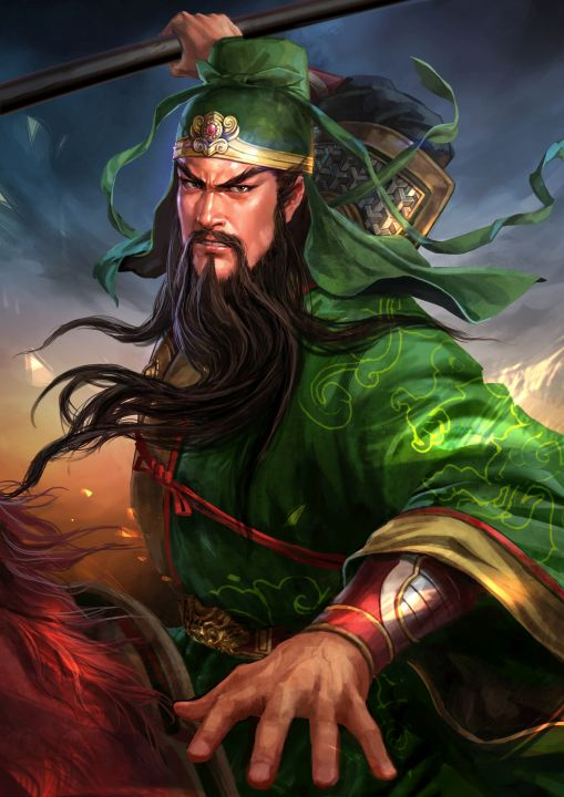 RTK13_Guan Yu01