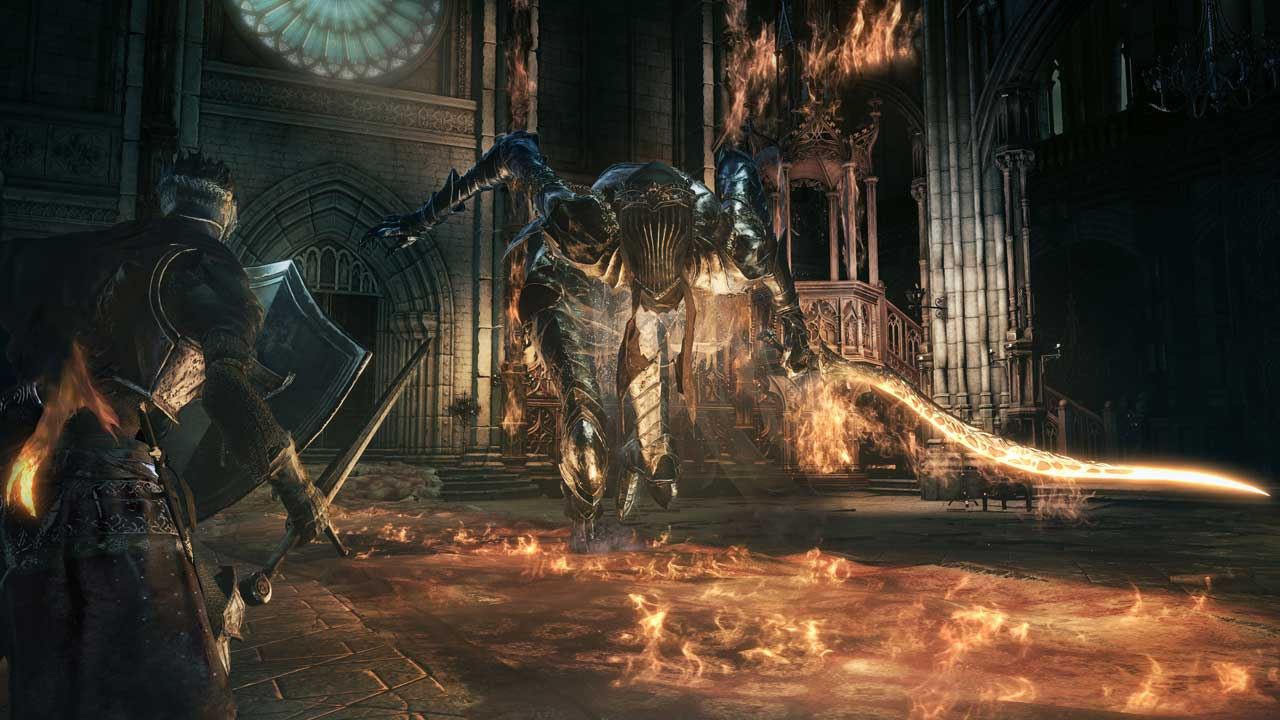 Dark Souls 3 boss: how to beat Dancer of the Boreal Valley