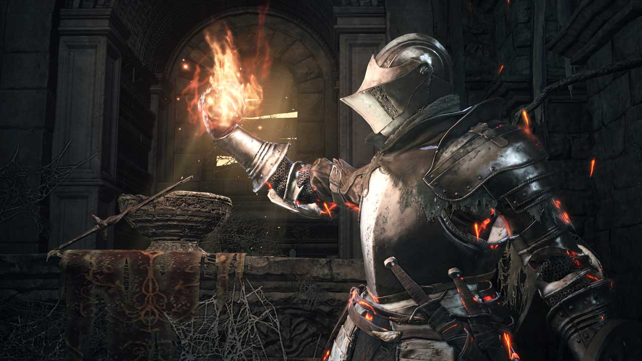 Dark Souls 3: boss soul transposition guide - VG247