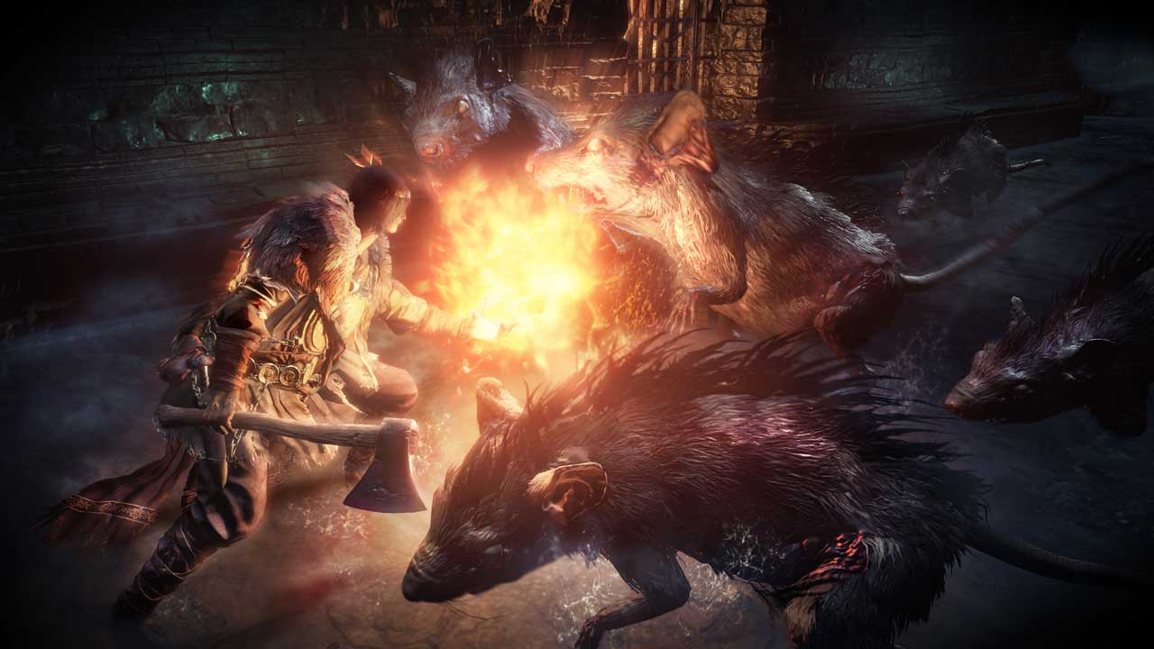 Dark Souls 3 PvP champ makes free-aim pyro look easy - VG247