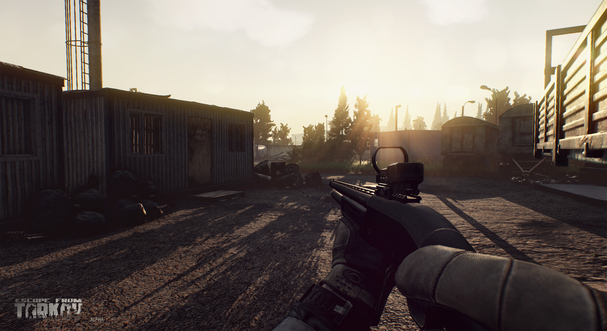 Have a look at Escape from Tarkov's UI in these new screens - VG247