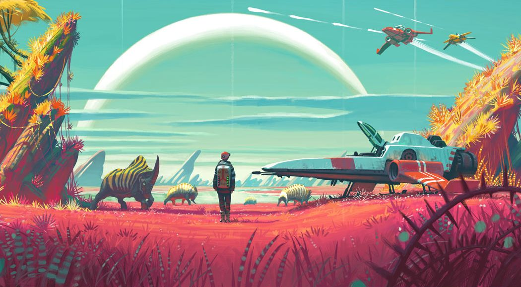 Origins is the latest update for No Man's Sky and it's coming next week thumbnail