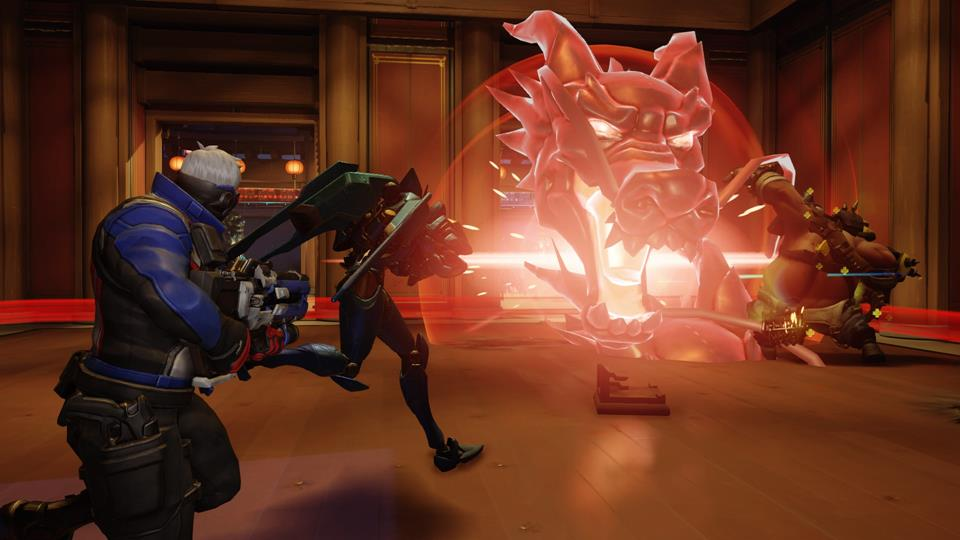 overwatch talking hero design quake and backstory with blizzard s