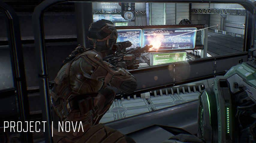 Eve Online's Project Nova Is Set for a Full Reveal Soon