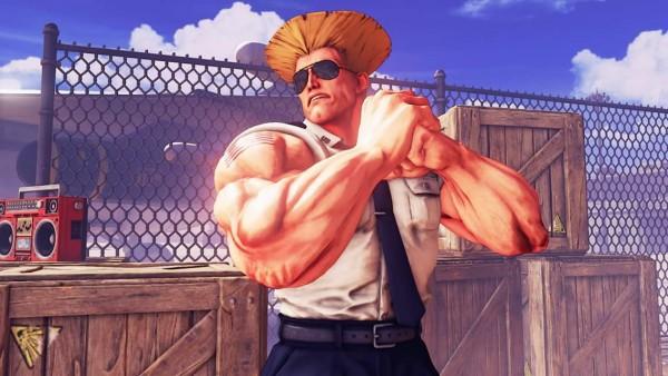 Guile Joins Street Fighter 5 Cast On Thursday Vg247