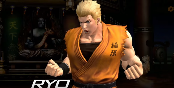 the_king_of_fighters_14_ryo_capture_1
