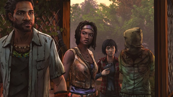 Stranger Things 3: The Game and The Walking Dead: Michonne are two of your Twitch Prime October games