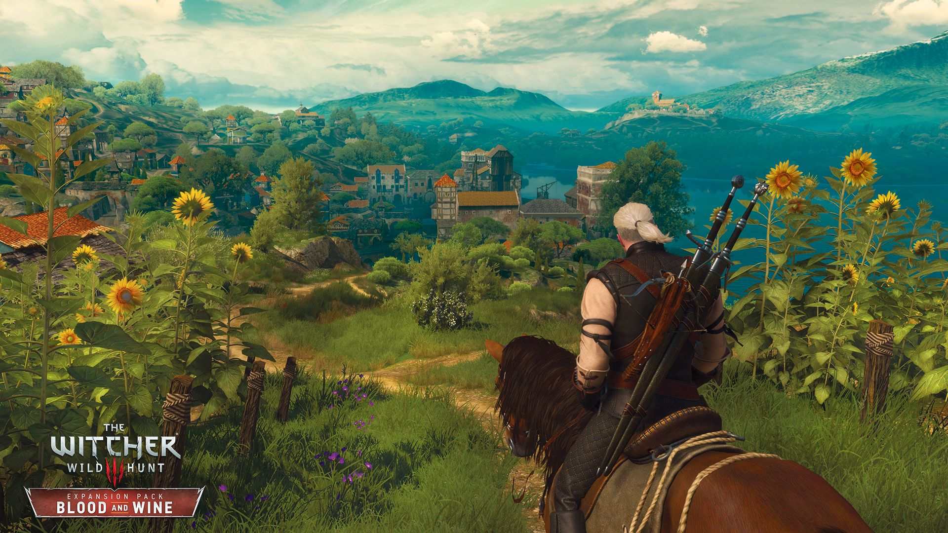 The Witcher 3: Blood and Wine - Bovine Blues Witcher