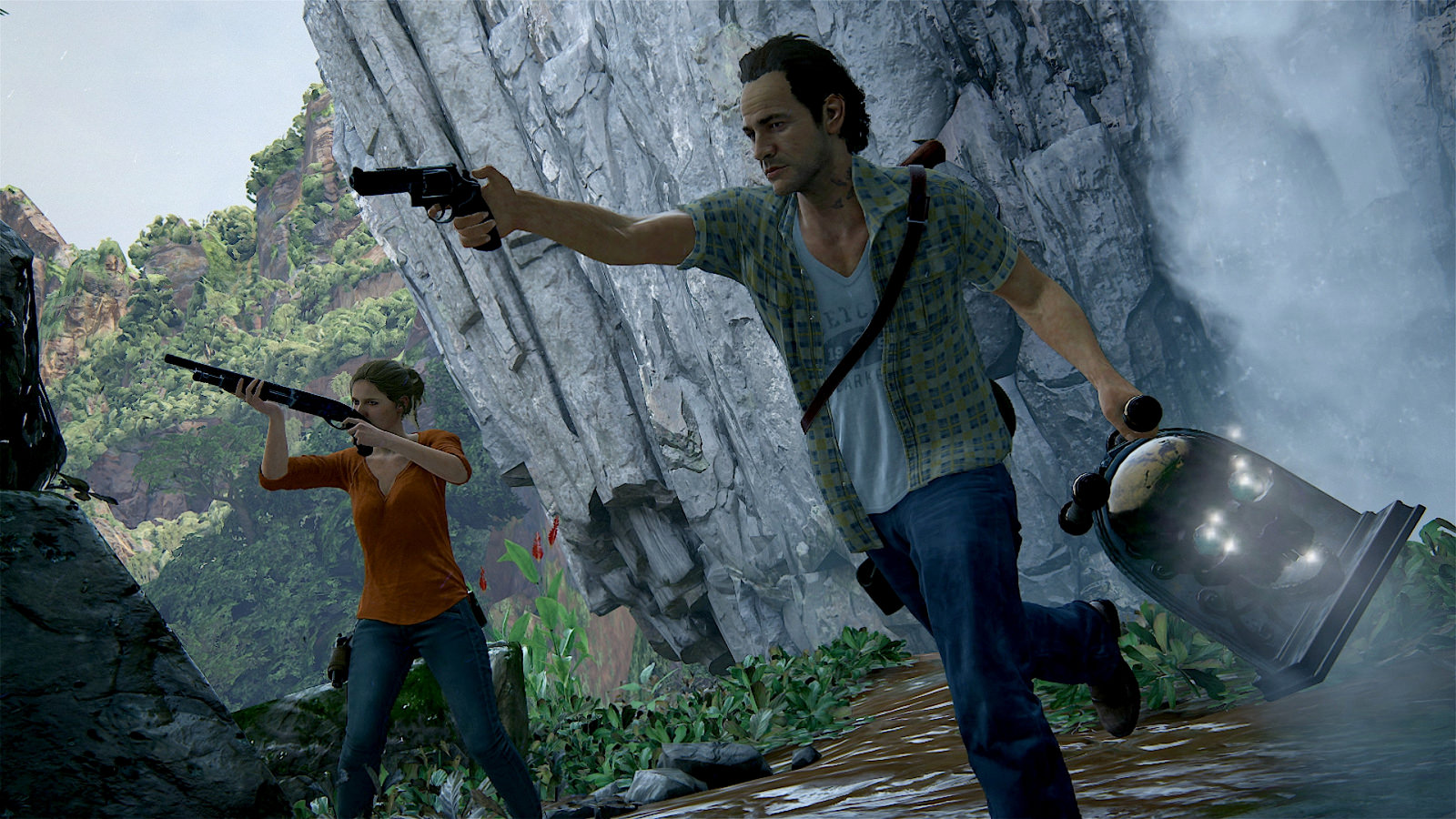 Uncharted Mobile Game Unlocks Uncharted 4 Multiplayer Rewards Vg247