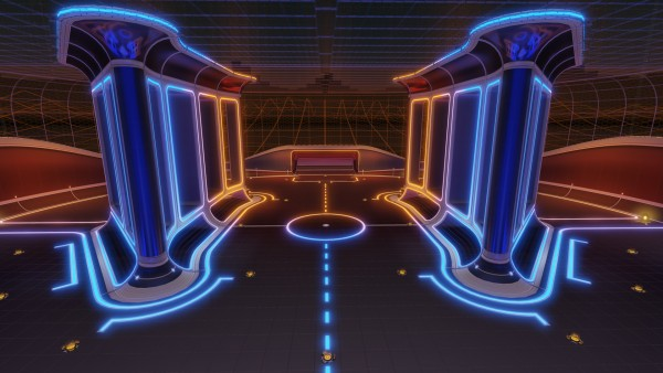 Rocket League Pillars