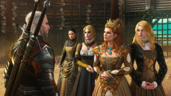 The Witcher Netflix adaptation has found its leading ladies