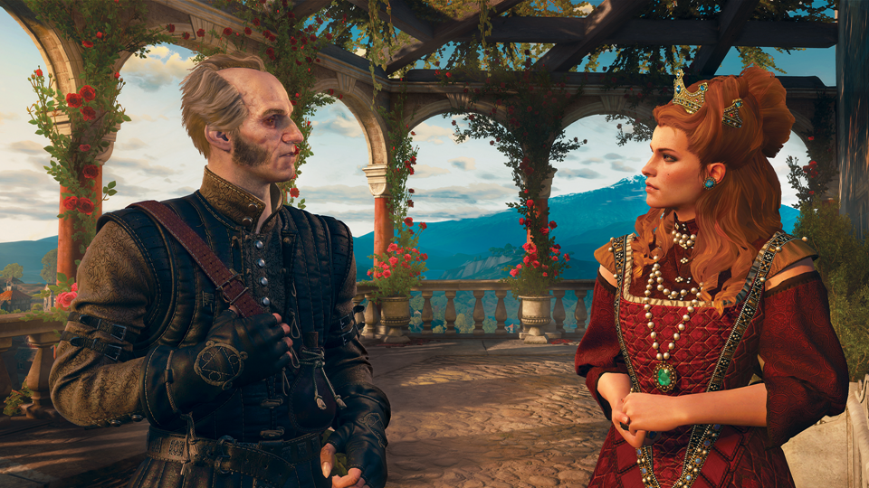 The Witcher 3: Blood and Wine - The Man from Cintra - VG247