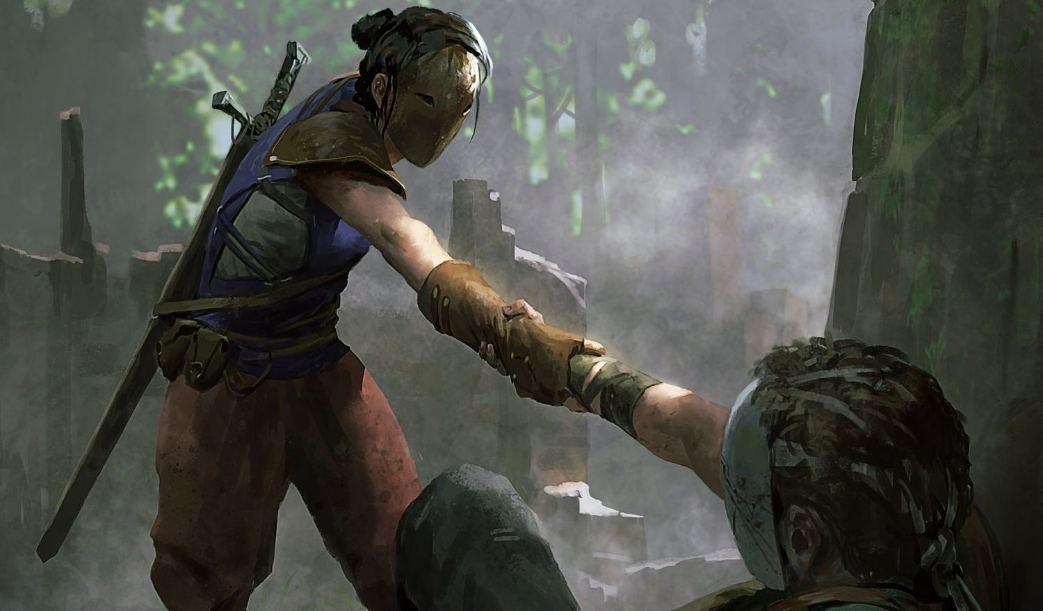 Absolver is an online martial arts action game coming to PC and consoles -  VG247