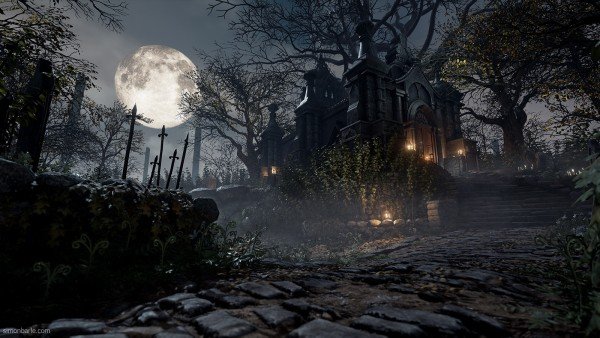 bloodborne unreal engine 4 (11)