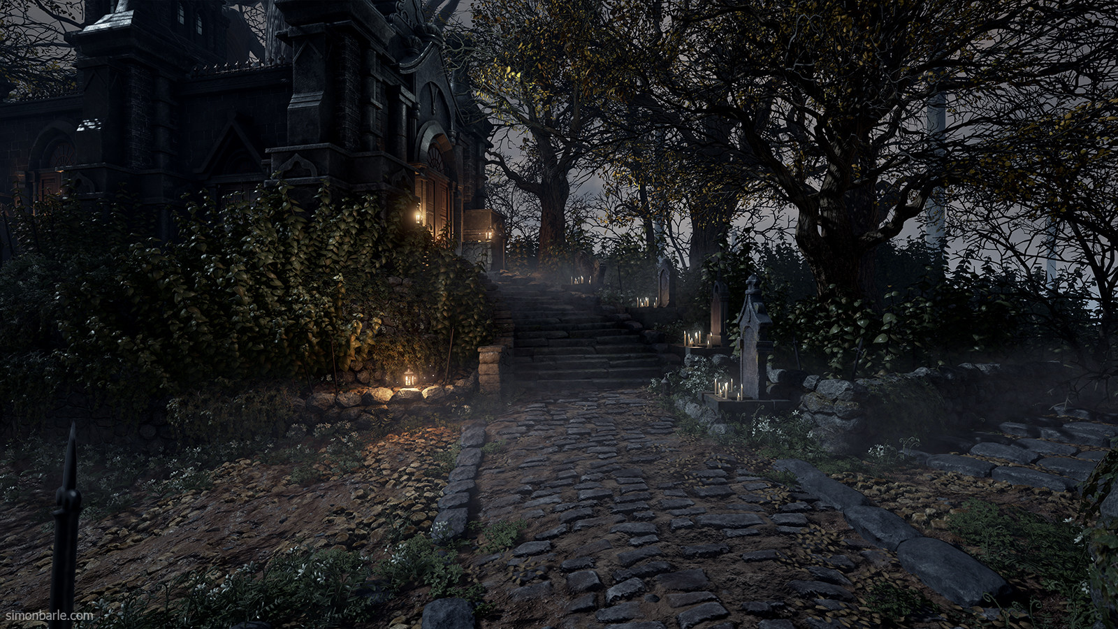 bloodborne unreal engine 4 (2)