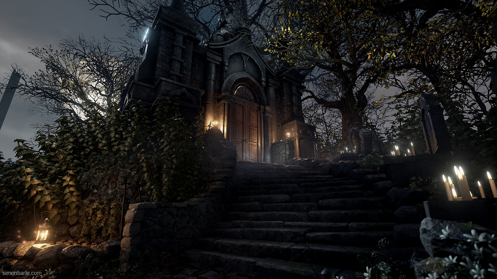 bloodborne unreal engine 4 (3)