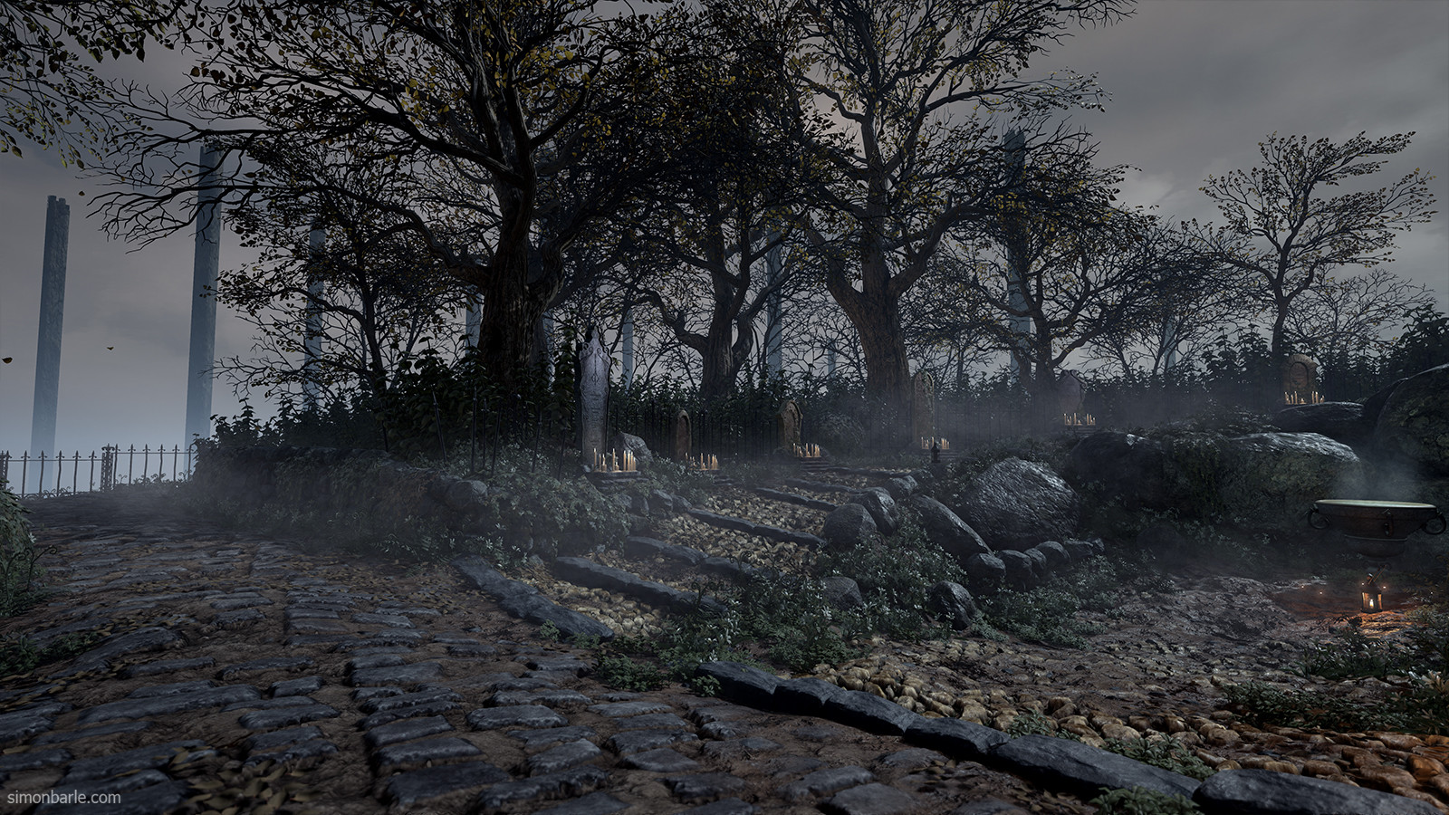 bloodborne unreal engine 4 (4)