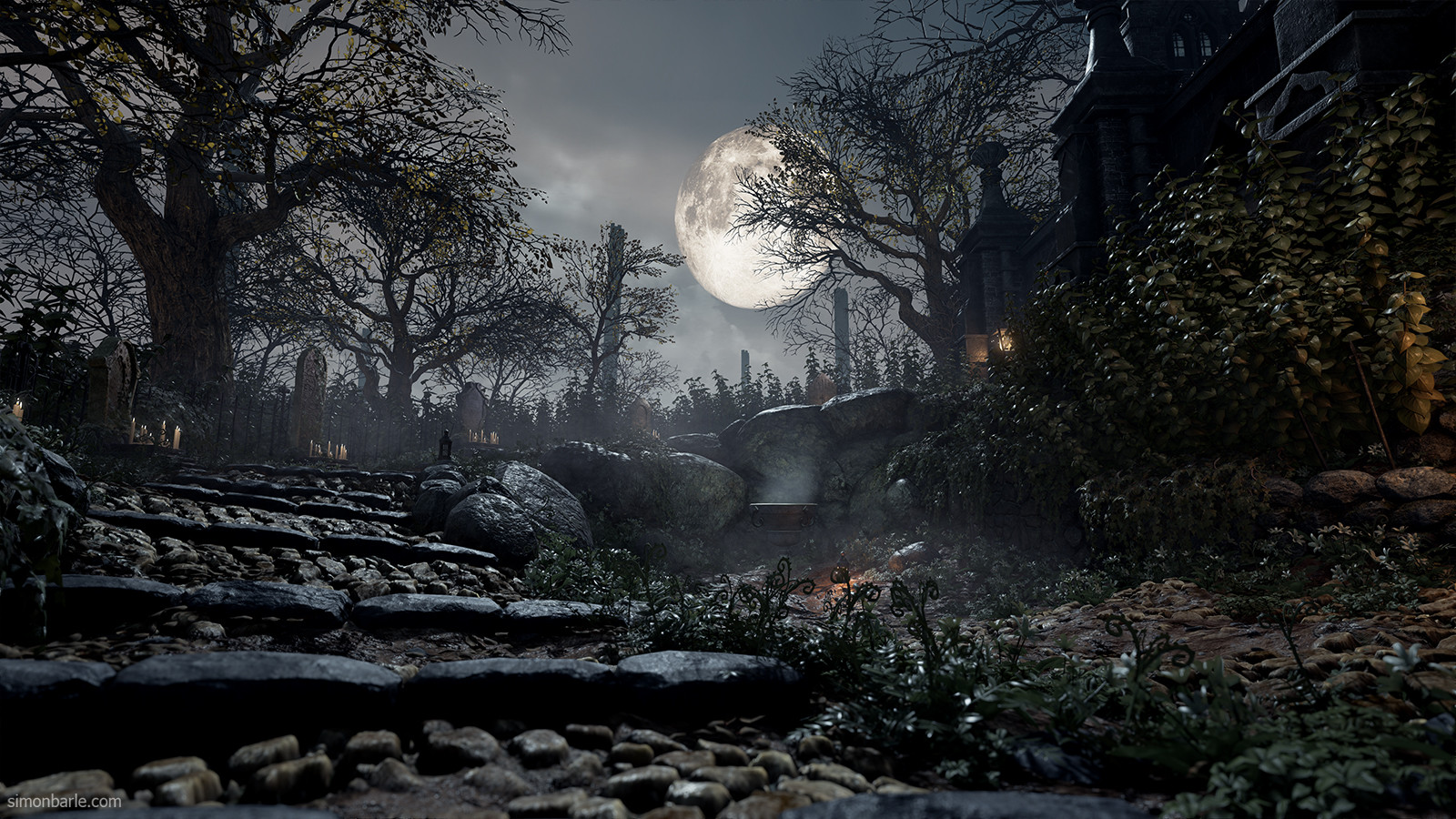 bloodborne unreal engine 4 (5)