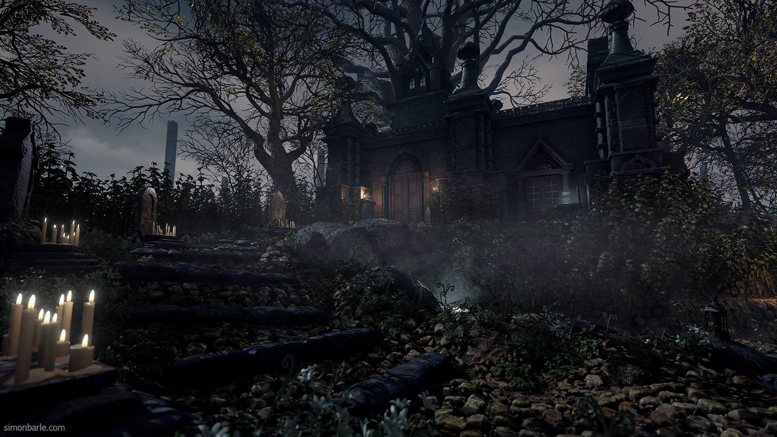 bloodborne unreal engine 4 (6)