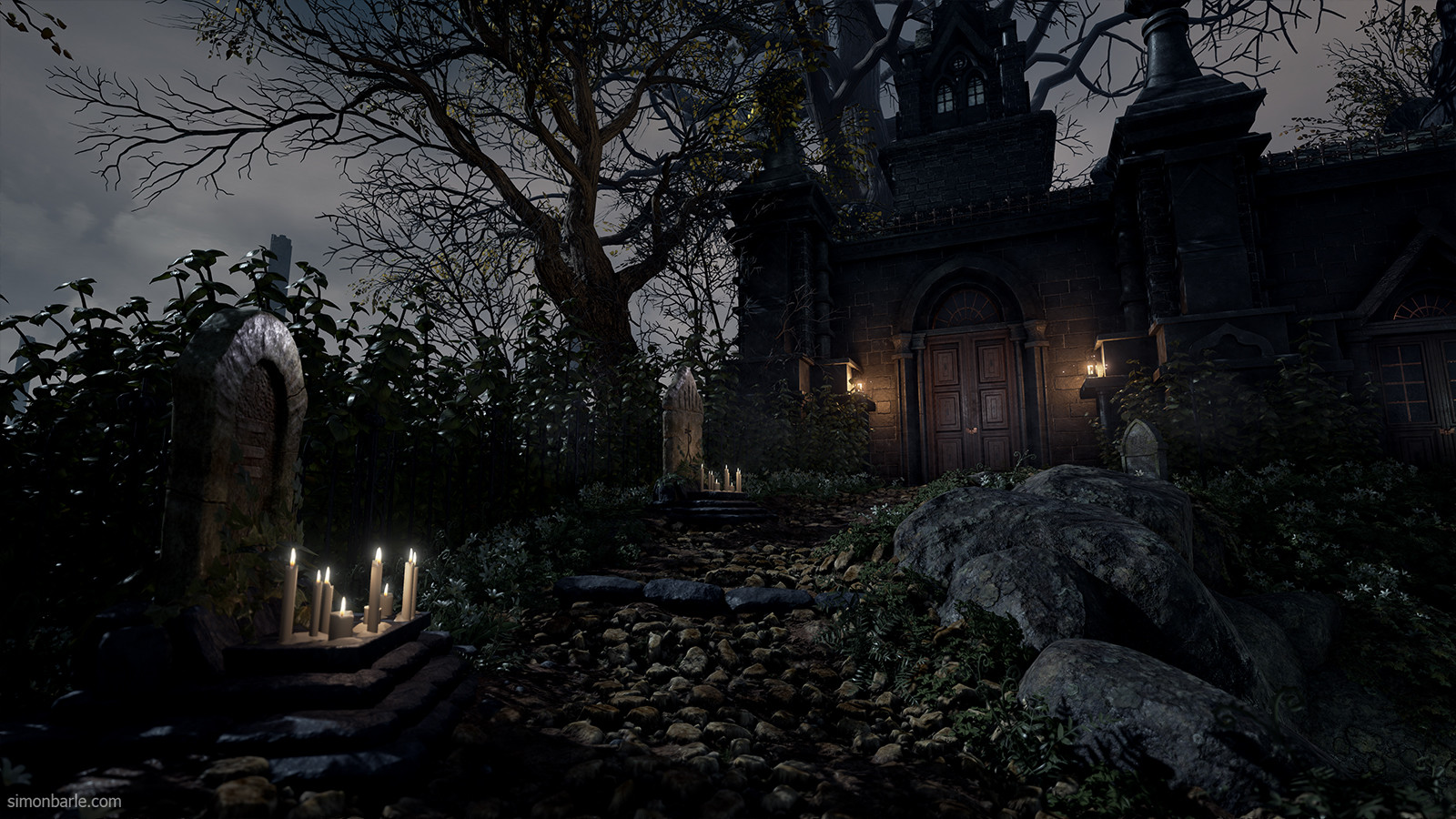 bloodborne unreal engine 4 (8)