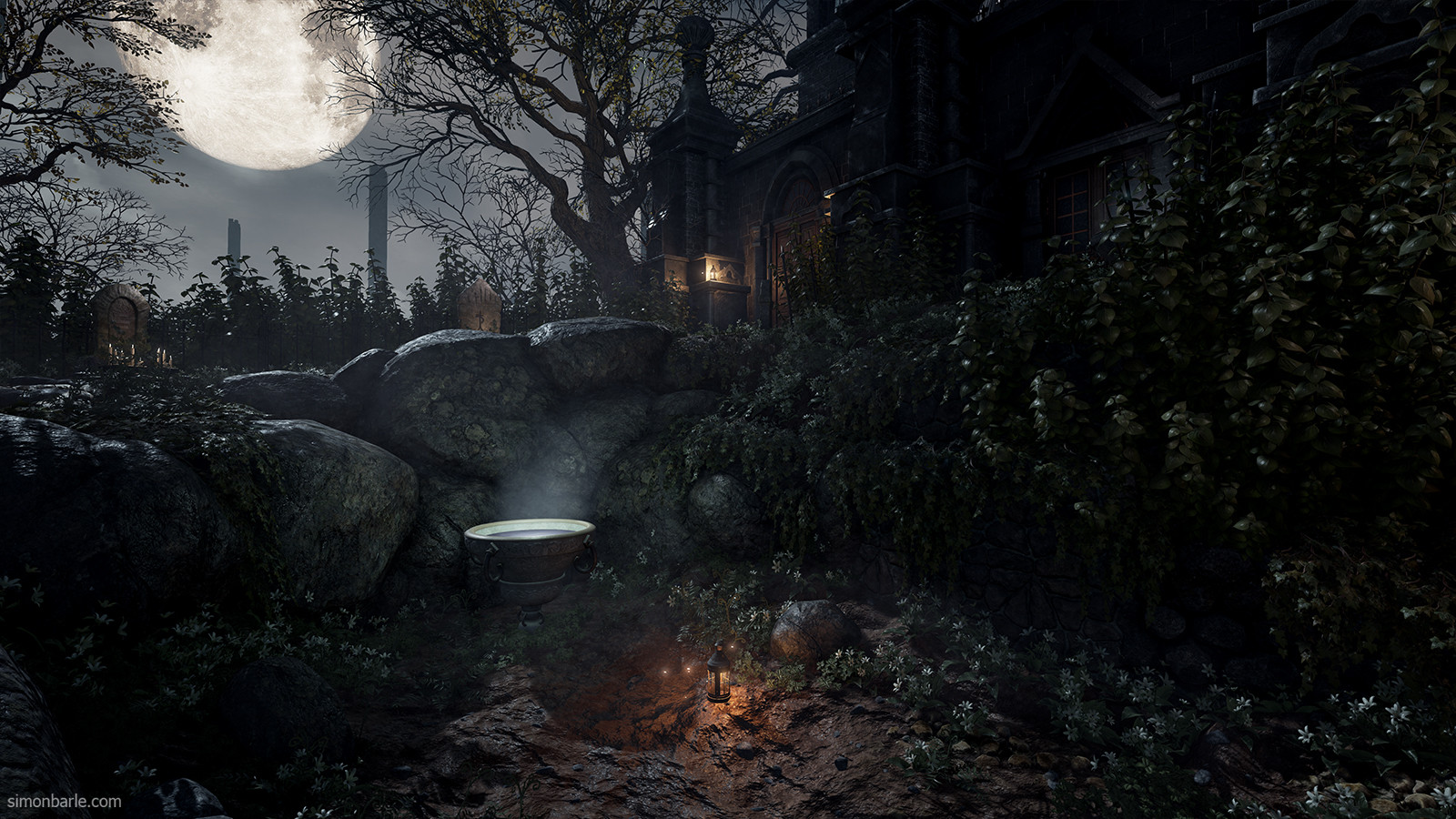 bloodborne unreal engine 4 (9)