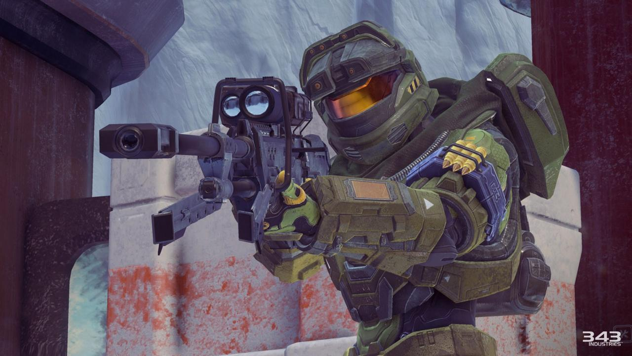 Halo 5 Memories of Reach screens show updated Noble Team
