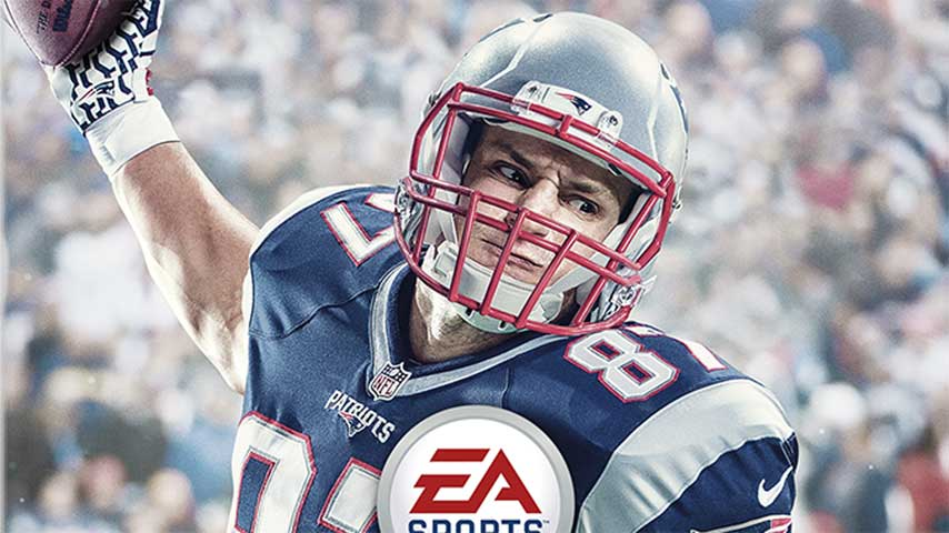 Rob Gronkowski Is The Madden 17 Cover Athlete First Look
