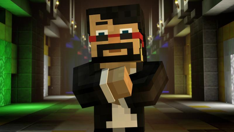 minecraft story mode episode 6 cast