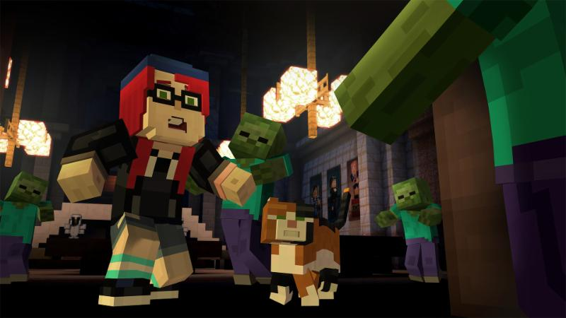 Minecraft Story Mode Episode 6 Has A Release Date And