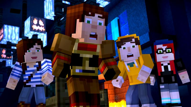 Minecraft Story Mode Episode 6 Has A Release Date And Additional Cast Members Vg247