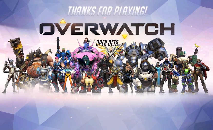 Overwatch  Overwatch_thanks