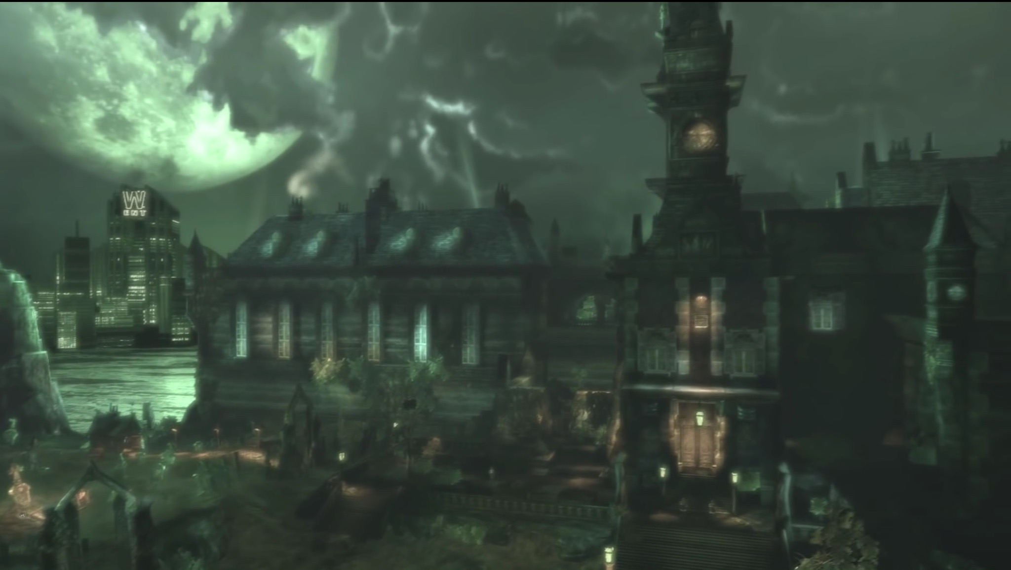 return_to_arkham_comparison_asylum_old