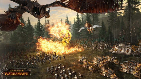 Total War: Warhammer update one brings free Vampire Counts cavalry