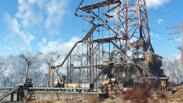 Fallout 4 Contraptions 2