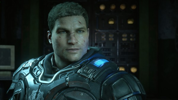 Gears Of War 4 Pre-Load Live On Xbox One Now